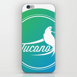 Tucano Style (Trippy Color) iPhone Skin