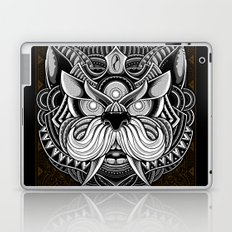Javanese Ornate Dog Laptop & iPad Skin