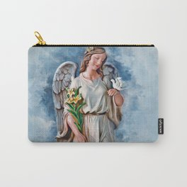 Angel Dove Carry-All Pouch