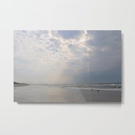 Cloudsplit Metal Print