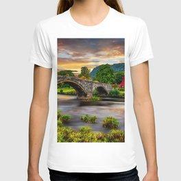 Llanrwst Bridge T-shirt