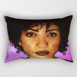 Jasika Nicole Portraits Rectangular Pillow