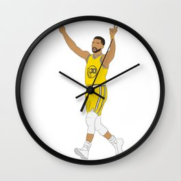 Chef-Curry Wall Clock