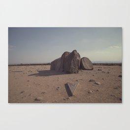 North + South Canvas Print