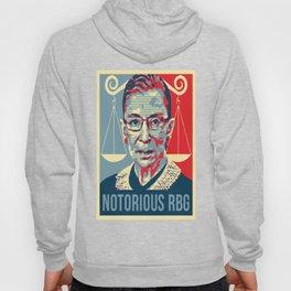 Notorious RBG Ruth Bader Ginsburg Hoody