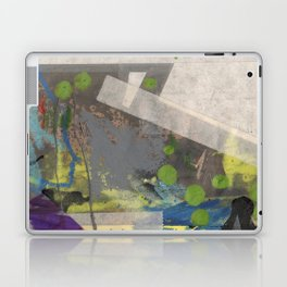 Spikes and Rubble Laptop & iPad Skin