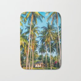 Tropic village Bath Mat