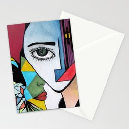 Five Senses Stationery Cards
