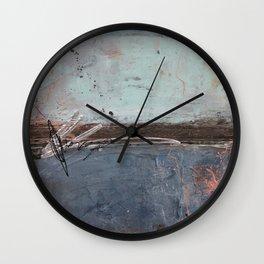 2nd Street Blues Wall Clock