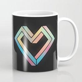 le coeur impossible (nº 4) Coffee Mug