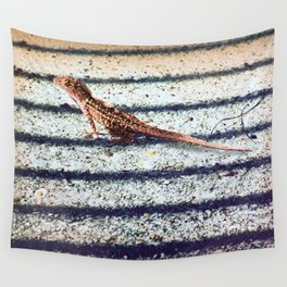The Lizard Wall Tapestry