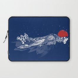 Olympic Swimmer  Laptop Sleeve