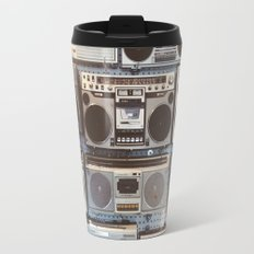 Boom boxes Travel Mug