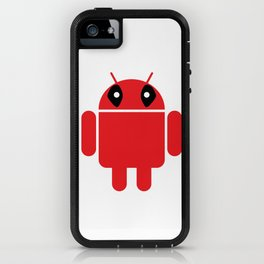 Deaddroid iPhone Case