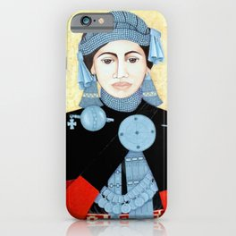 Daughter of the sun iPhone Case