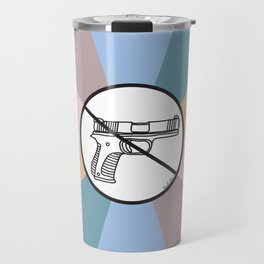 No Guns 2 Travel Mug