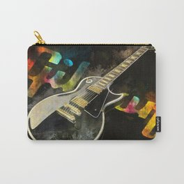 Come on Feel the Noise (Gibson Lp) Carry-All Pouch