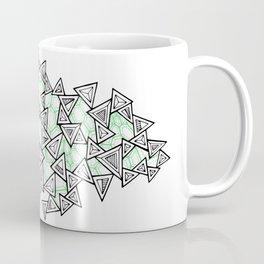 Triangles and Tessellation Coffee Mug