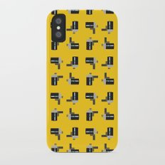camera 04 pattern Slim Case iPhone X