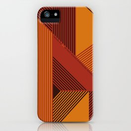 Design is a Mix iPhone Case
