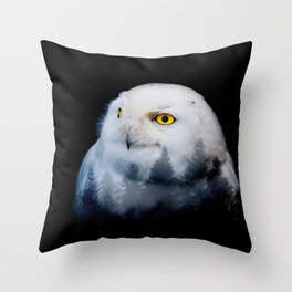 queen of the forest Throw Pillow