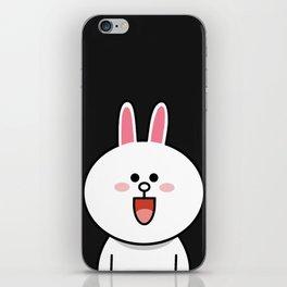 LINE Cony Rabbit Bunny iPhone Skin