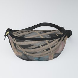 Piece 2 POV Ray Tracing Fanny Pack