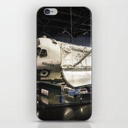 Space Shuttle Atlantis iPhone Skin