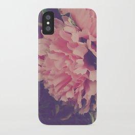 fresh pink iPhone Case