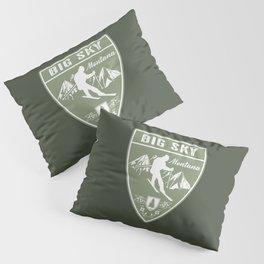 Big Sky Montana Pillow Sham