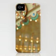 Round and Round iPhone (4, 4s) Slim Case