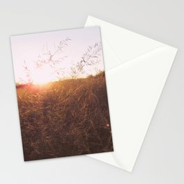 Grazing the View Stationery Cards