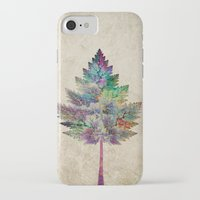 cassia beck iPhone & iPod Cases featuring Like a Tree 2. version by Klara Acel