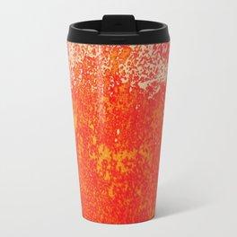 Peacock of Fire Travel Mug