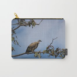 Observant Vultures Carry-All Pouch