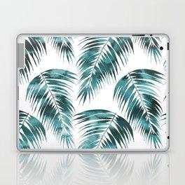 Maui Palm Leaf 2 green Laptop & iPad Skin