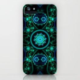 Tecno Flowers1 iPhone Case