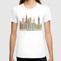 atlanta T-shirts featuring Atlanta by bri.buckley