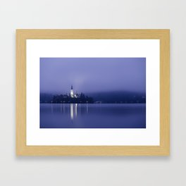 Slovenia Framed Art Print