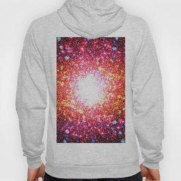 Colorful Confetti Astral Glitter Hoody