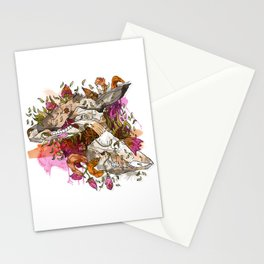 It's what's on the inside that really counts… Stationery Cards