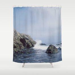 California Cove Shower Curtain