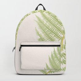 Ferns #2 Backpack