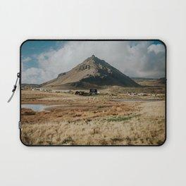 Mt. Stapafell, Snæfellsnes - Landscape Photography Laptop Sleeve