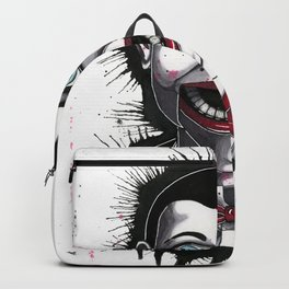 The Horror of Billy the Doll Backpack