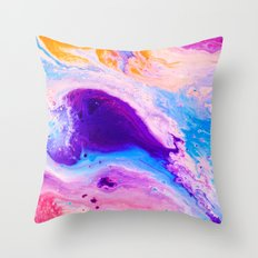 Vivacious Throw Pillow
