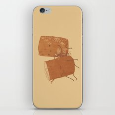 Loggy Modification iPhone & iPod Skin