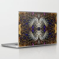 ornate Laptop & iPad Skins featuring Ornate by RingWaveArt