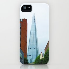 The Shard (Colour version) iPhone Case