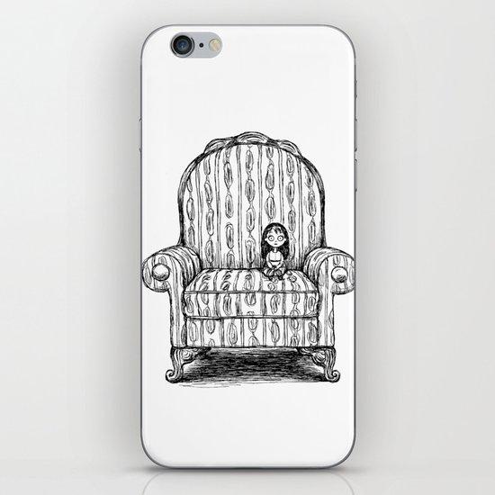 Big Chair iPhone & iPod Skin